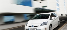 Sparsamster Benziner ist laut autoTEST der Toyota Prius Plug-in Hybrid