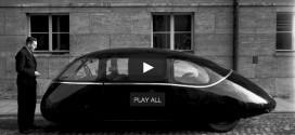 Der Schlörwagen: Das aerodynamischste Auto stammt aus 1939