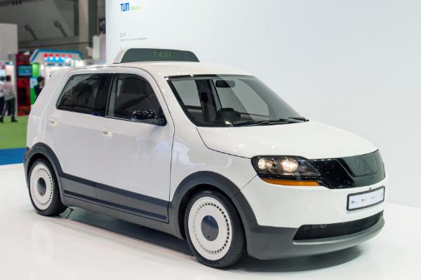 EVA Elektrotaxi