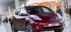 Verkaufszahlen des Nissan Leaf in Deutschland und Europa auf Rekordkurs