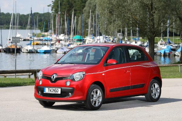 Neuer Renault Twingo (2014)