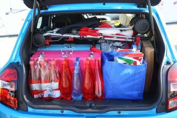 Renault Twingo - Klein aber viel Platz
