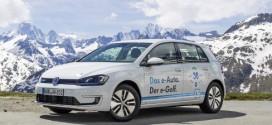 Volkswagen e-Golf mit dem eCarTec-Award 2014 ausgezeichnet