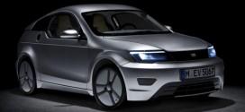 Visio.M: Konzept eines preisgünstigen Elektroautos mit 160 km Reichweite