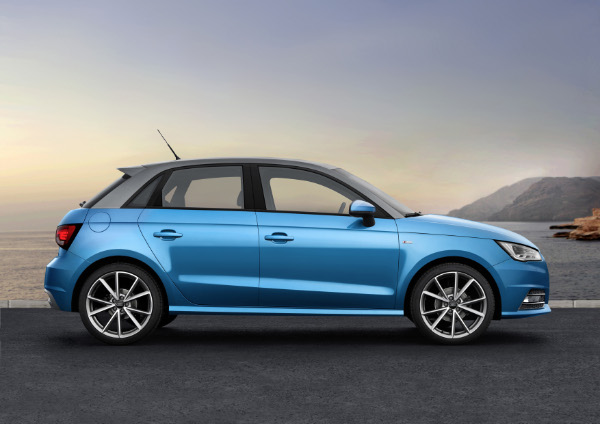 Audi A1 - Neues Modell