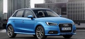 Neuer Audi A1 und A1 Sportback mit sehr sparsamen Motoren erhältlich