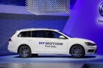 VW Golf Variant HyMotion
