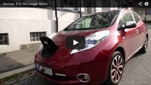 Norwegen: Elektroautos gehören längst zum Strassenbild