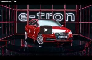 Audi A3 Sportback e-tron: Das alltagstaugliche E-Auto (Sponsored Video)