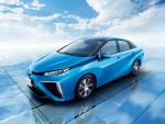 Brennstoffzellenfahrzeug Toyota Mirai