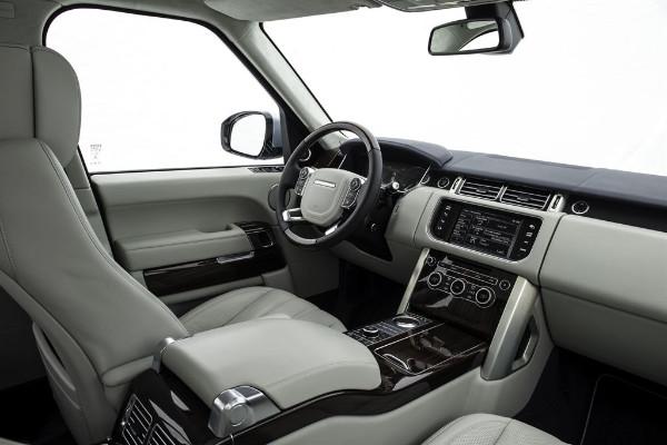 Range Rover Hybrid - Innenraum