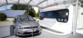 Volkswagen Golf GTE: Plug-In Hybrid steht ab morgen bei den Händlern