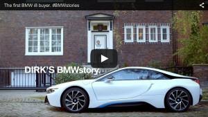 Die Geschichte des ersten BMW i8 Käufers