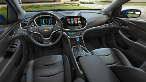 2016 Chevrolet Volt - Innenraum