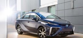 1.500 Bestellungen für den Toyota Mirai im ersten Verkaufsmonat