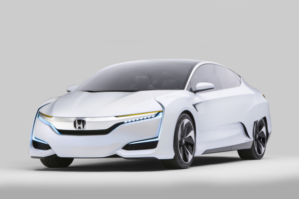Honda FCV Concept Brennstoffzellenauto