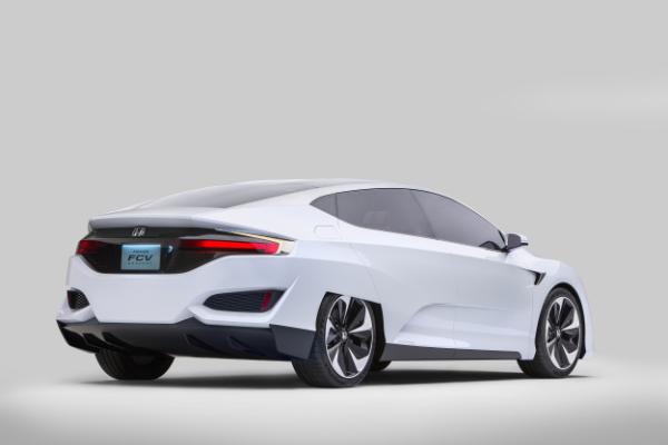 Honda FCV Concept Brennstoffzellenfahrzeug