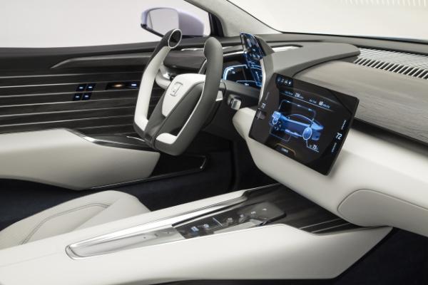 Honda FCV Concept - Innenraum