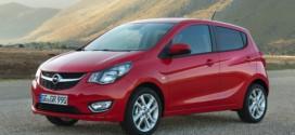 Opel KARL: Neuer günstiger und sparsamer Kleinstwagen