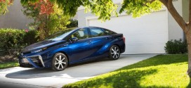 Toyota gibt Tausende Patente zum Brennstoffzellenantrieb frei