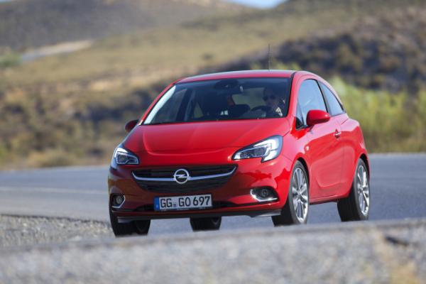 2015 Opel Corsa 1.3 CDTI ecoFLEX