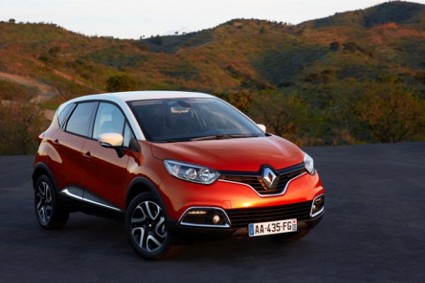 Mini-SUV Renault Captur