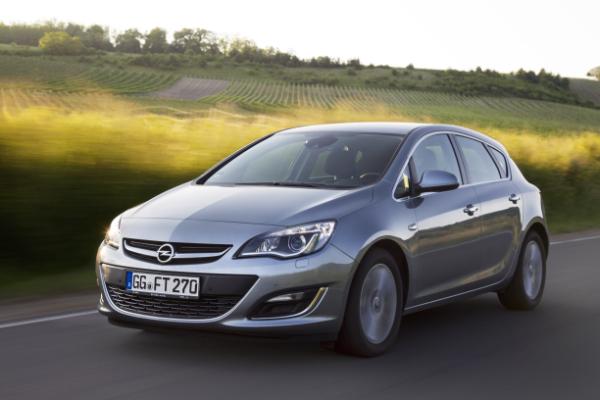 Neuer Opel Astra (2015)