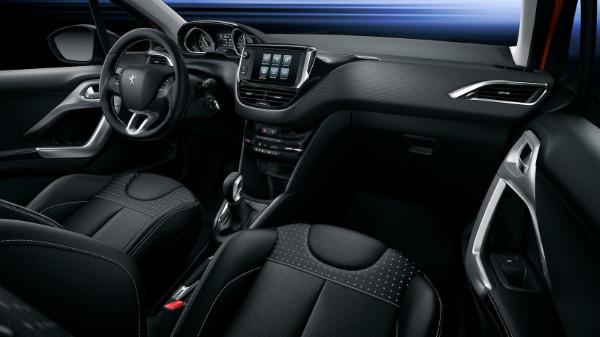 Neuer Peugeot 208 - Innenraum