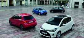 Firmenauto: Toyota Yaris 1.0 mit den geringsten Betriebskosten