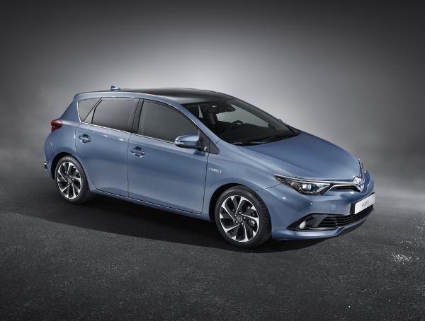 2015er Toyota Auris
