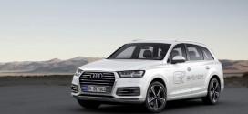 Audi Q7 e-tron quattro mit Plug-In Hybridantrieb