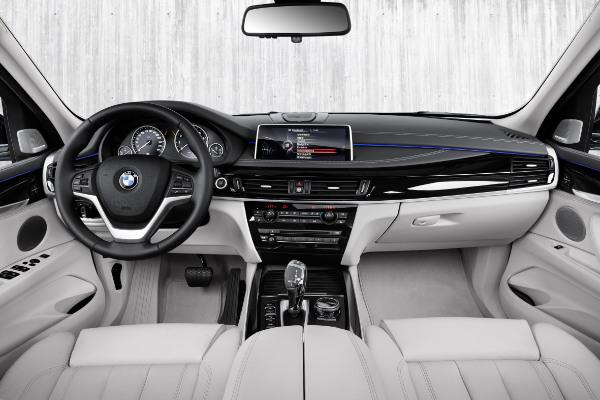 BMW X5 xDrive40e - Innenraum