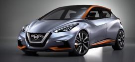 Nissan Sway: Konzept eines Kleinwagens der anderen Art