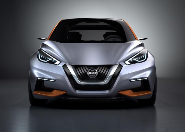 Nissan Sway - Konzeptfahrzeug