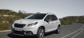 Die Peugeot 2008 Modelle werden umweltfreundlicher