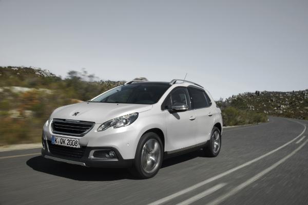 Peugeot 2008 jetzt noch umweltfreundlcher