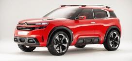 Citroën Aircross: Luxuriöses Plug-In-Hybrid Concept Car für Shanghai