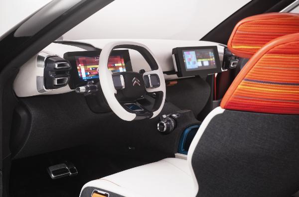 Citroen Aircross - Innenraum