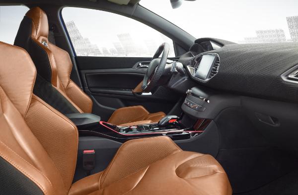 Peugeot 308 R HYbrid - Innen