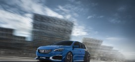 Peugeot 308 R HYbrid: Kraftvolles Concept-Car mit 500 PS