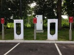 Tesla Supercharger in den USA