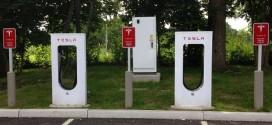 35 Tesla Supercharger decken in Deutschland die wichtigsten Autobahnverbindungen ab