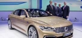 Premiere in Shanghai: Volkswagen C Coupé GTE mit Plug-In Hybridantrieb
