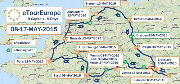 eTourEurope 2015