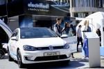Der neue VW Golf GTE auf der Elektromobilitätstour