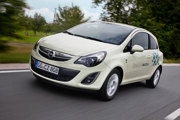 Opel Corsa LPG ecoFLEX