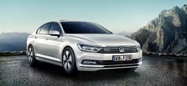 Neuer VW Passat BlueMotion seit Ende Mai 2015 bestellbar