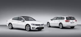 Vorverkauf des neuen VW Passat GTE mit Plug-In Hybridantrieb hat begonnen
