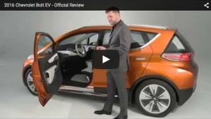 Vorstellung des 2016er Chevrolet Bolt EV