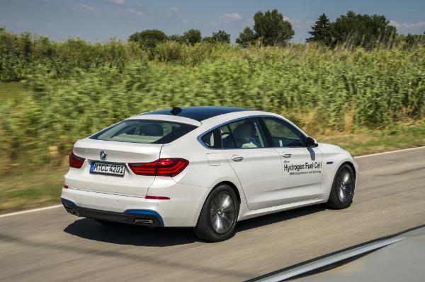 BMW 5er Gran Turismo Fuel Cell